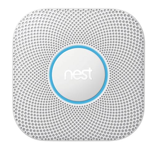 Nest Protect, Battery Powered Smoke Alarm & Carbon Monoxide Detector